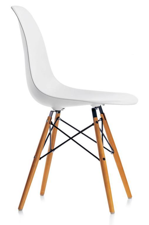 hvide stole VITRA EAMES DSW STOLE, HVID hvide stole