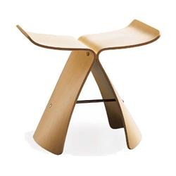 vitra yanagi butterfly stool. Black Bedroom Furniture Sets. Home Design Ideas