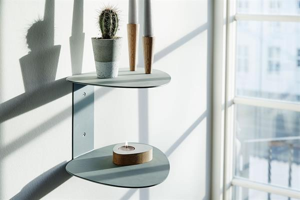 LindDNA CURVE SHELF