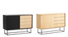 Virka High Sideboard WOUD